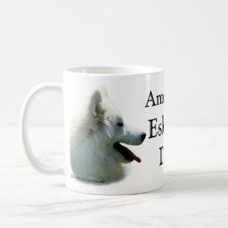 American Eskimo Dog Trivia Mug