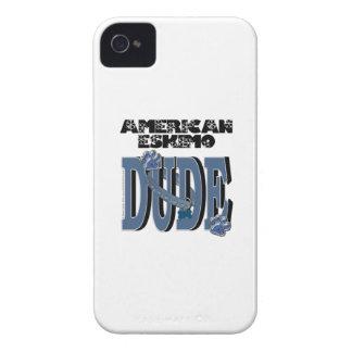 American Eskimo DUDE iPhone 4 Cover