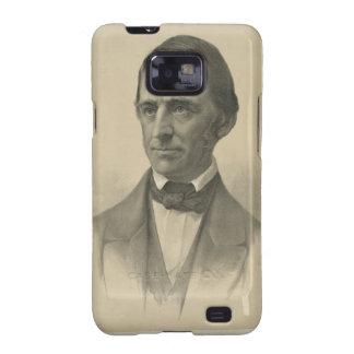 American Essayist Ralph Waldo Emerson Portrait Galaxy SII Case