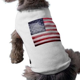 American Exceptionalism Dog Tshirt