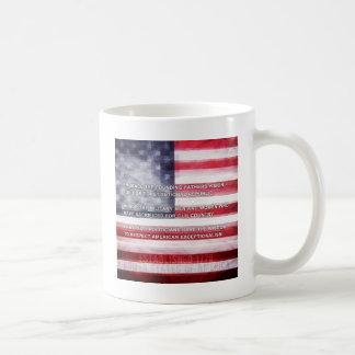 American Exceptionalism Mugs