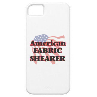 American Fabric Shearer iPhone 5 Covers