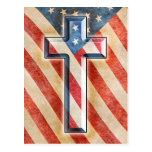 American Faith Post Card