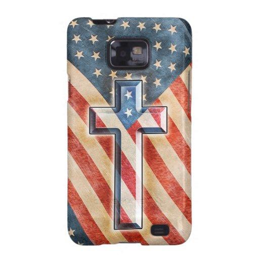 American Faith Samsung Galaxy SII Covers