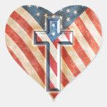 American Faith Sticker