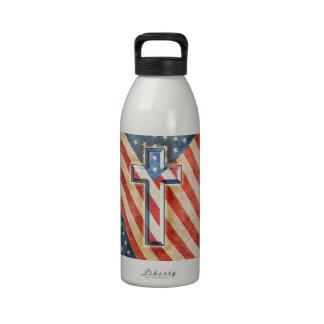 American Faith Reusable Water Bottle