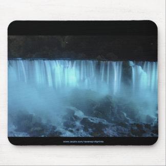 American Falls at Niagara Falls, Canada-US Border Mouse Pad