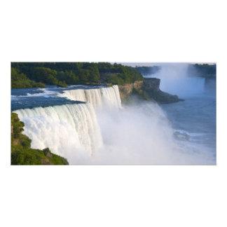 American Falls at Niagara Falls State Park Personalized Photo Card