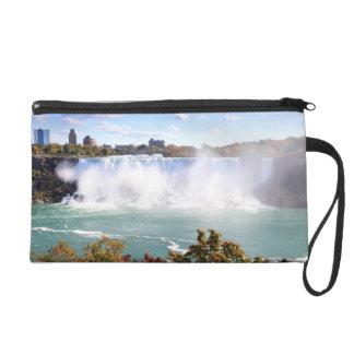 American Falls at Niagara Falls Wristlet