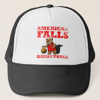 American Falls Beavers Basketball Trucker Hat