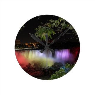 American Falls, Canada Round Clock