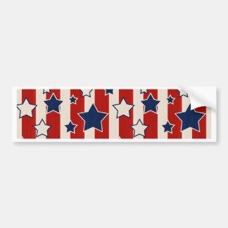 American Fame Bumper Sticker
