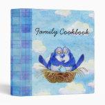 American Family Cookbook Binder