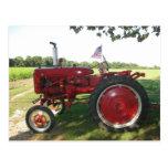 American Farmer Postcard