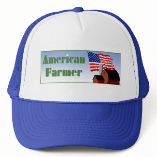American Farmer Trucker Hat