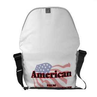 American Film Production Manager Courier Bag