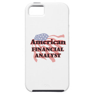 American Financial Analyst iPhone 5 Cases