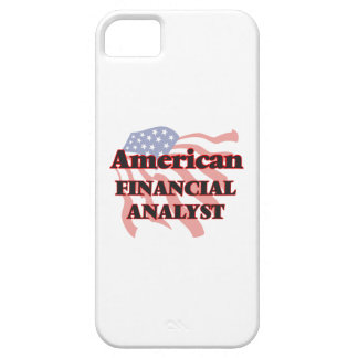 American Financial Analyst iPhone 5 Cover