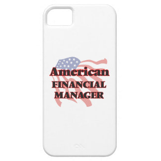 American Financial Manager iPhone 5 Cases