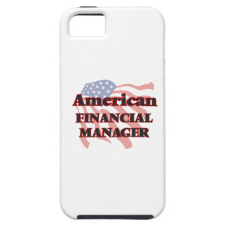 American Financial Manager iPhone 5 Cover
