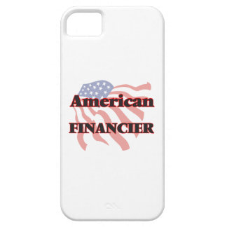 American Financier iPhone 5 Cover