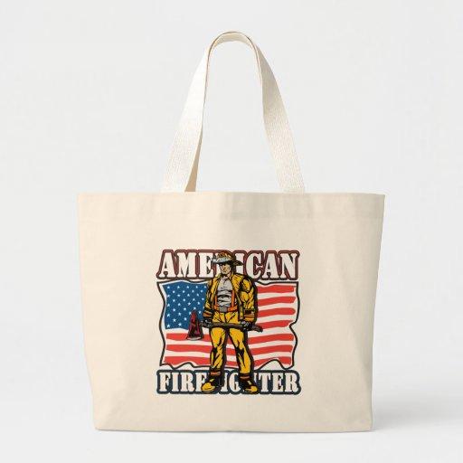 American Firefighter Bag