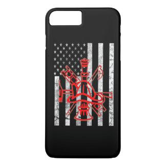 American Firefighter iPhone 7 Plus Case