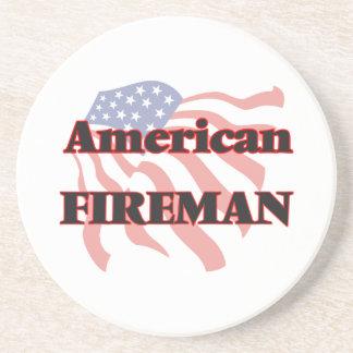 American Fireman Coaster