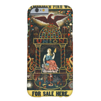 American Fireworks Ad 1872 Barely There iPhone 6 Case