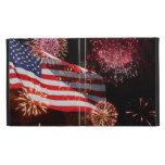 American Fireworks iPad Cover iPad Folio Cover