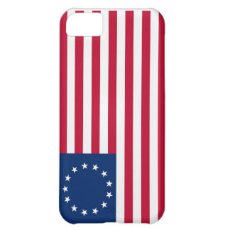 American Flag (13 Stars) iPhone Case