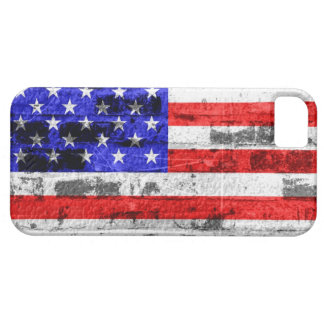 American Flag 2 iPhone SE/5/5s Case