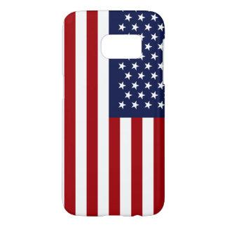 American Flag 2 Samsung Galaxy S7 Case