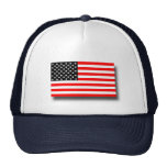 American Flag 3D. Trucker Hat
