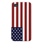 American Flag 4s iPhone 4 Cases