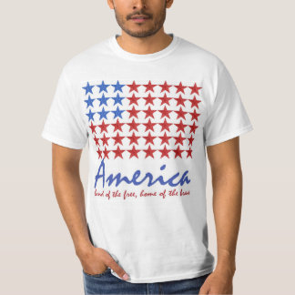 American Flag 4th of July T-SHIRT (personalize it)