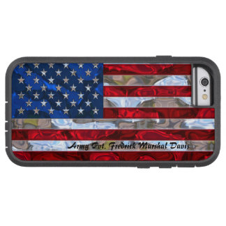 American Flag  6/6s Extreme Monogram Tough Xtreme iPhone 6 Case