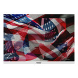 American Flag #6 Posters