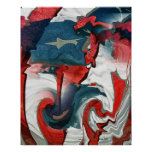 American Flag #91 Posters