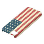 American Flag Aged Faded iPhone 5 Cases