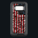 "American Flag Aged OtterBox Defender Samsung Galaxy S8 Case<br><div class=""desc"">new design made up</div>"