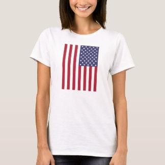 American Flag Athletic T-Shirt
