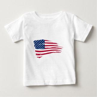 American Flag Baby T-Shirt