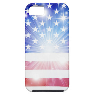 American flag background iPhone 5 covers