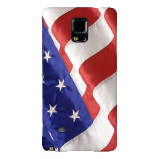 American flag Barely There Galaxy Note 4 Galaxy Note 4 Case