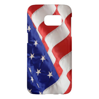 American Flag Barely There Samsung Galaxy S7