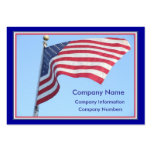 American Flag Business Cards Business Card Templates