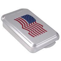 American Flag Cake Pan