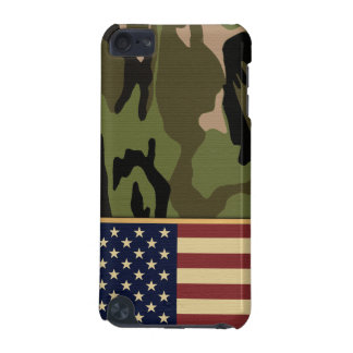 American Flag Camo iPod Touch 5G Cover