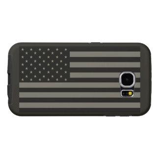 American Flag Camo Samsung Galaxy S6 Case